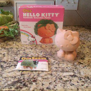 Hello Kitty Chia Pet